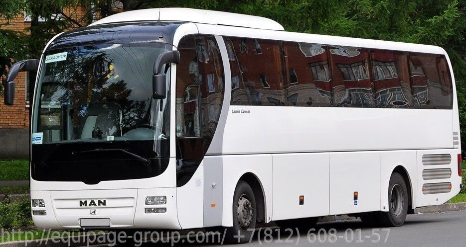 Автобус MAN Lion`s Coach R07