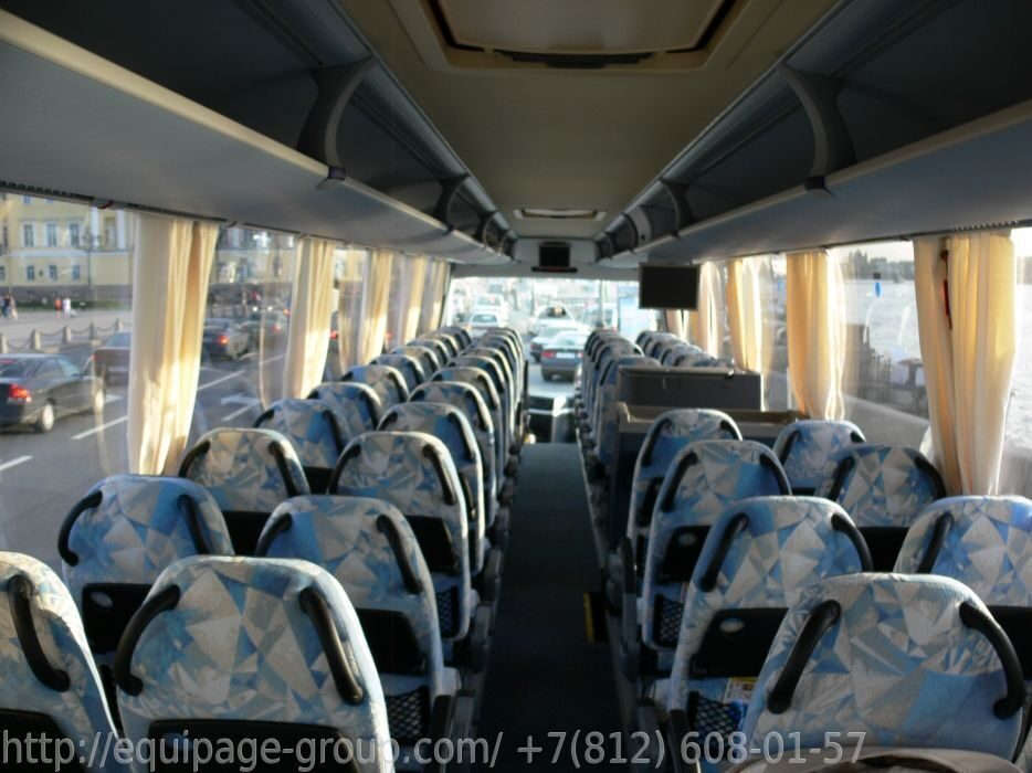 Автобус NEOPLAN Tourliner салон